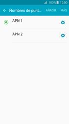 Samsung Galaxy A3 (2016) - Mensajería - Configurar el equipo para mensajes multimedia - Paso 15
