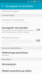 Samsung A310F Galaxy A3 (2016) - Appareil - Réinitialisation de la configuration d