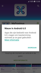 Samsung Galaxy S6 - Android M - Applicaties - MyProximus - Stap 9