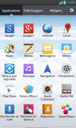 LG E975 Optimus G - Internet - configuration manuelle - Étape 4