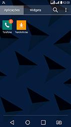 LG K8 - Chamadas - Como bloquear chamadas de um número específico - Etapa 4
