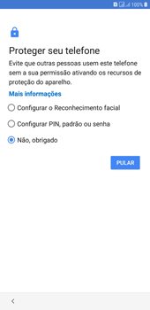 Samsung J4+ - Primeiros passos - Como ativar seu aparelho - Etapa 13