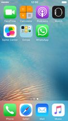Apple iPhone 6 iOS 9 - WhatsApp - Herstel WhatsApp chats - Stap 3