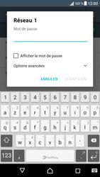 Sony Sony Xperia XA - Internet et connexion - Accéder au réseau Wi-Fi - Étape 7