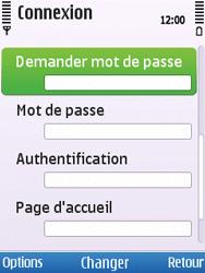 Nokia C5-00 - Internet - Configuration manuelle - Étape 14