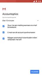Nokia 8 (SingleSIM) - E-mail - Handmatig Instellen - Stap 10