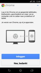 Sony Xperia E4g (E2003) - Internet - Internet gebruiken - Stap 5