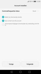Huawei P9 - E-mail - Handmatig instellen - Stap 19