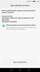 Huawei P9 Lite - Repor definições - Como repor definições de fábrica do telemóvel -  8