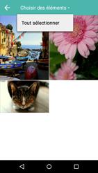Motorola Moto E (1st Gen) (Lollipop) - Photos, vidéos, musique - Envoyer une photo via Bluetooth - Étape 7