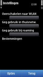 Nokia C7-00 - Internet - aan- of uitzetten - Stap 6
