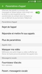 Samsung J500F Galaxy J5 - Messagerie vocale - configuration manuelle - Étape 7