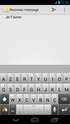 Acer Liquid E1 - E-mail - Envoi d