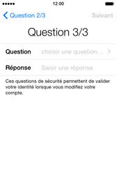 Apple iPhone 4S (iOS 8) - Premiers pas - Créer un compte - Étape 26