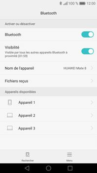 Huawei Mate 8 - Bluetooth - Jumeler avec un appareil - Étape 5