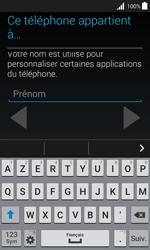 Samsung Galaxy Trend 2 Lite - Premiers pas - Créer un compte - Étape 22