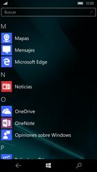 Microsoft Lumia 950 - Mensajería - Configurar el equipo para mensajes de texto - Paso 3