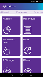 Huawei P10 - Applications - MyProximus - Étape 9