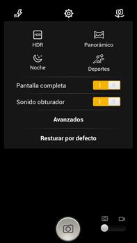 Alcatel Pop C9 - Funciones básicas - Uso de la camára - Paso 10