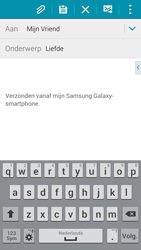 Samsung Galaxy Alpha 4G (SM-G850F) - E-mail - Hoe te versturen - Stap 9