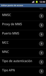 Samsung I8160 Galaxy Ace II - Internet - Configurar Internet - Paso 14