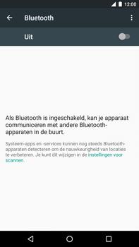 Huawei Google Nexus 6P - WiFi en Bluetooth - Bluetooth koppelen - Stap 5
