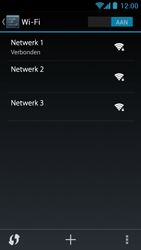 Acer Liquid Z5 - WiFi en Bluetooth - Handmatig instellen - Stap 8