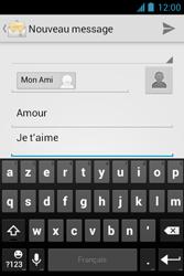 Bouygues Telecom Bs 351 - E-mails - Envoyer un e-mail - Étape 10