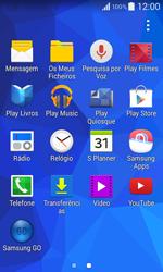 Samsung Galaxy Core II - SMS - Como configurar o centro de mensagens -  3