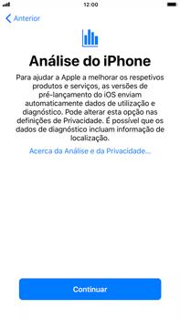 Apple iPhone 7 Plus iOS 11 - Primeiros passos - Como ligar o telemóvel pela primeira vez -  22