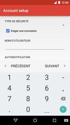 Motorola Moto E (1st Gen) (Lollipop) - E-mails - Ajouter ou modifier un compte e-mail - Étape 19