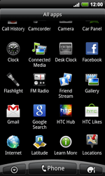 HTC A9191 Desire HD - Internet - Manual configuration - Step 12