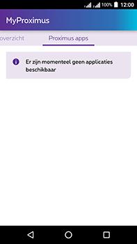 Acer Liquid Zest 4G Plus - Applicaties - MyProximus - Stap 23
