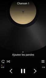Alcatel OT-5050X Pop S3 - Photos, vidéos, musique - Ecouter de la musique - Étape 6