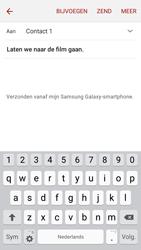 Samsung J320 Galaxy J3 (2016) - E-mail - hoe te versturen - Stap 9