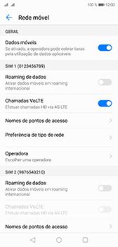 Huawei P20 - Internet no telemóvel - Como ativar os dados móveis -  6