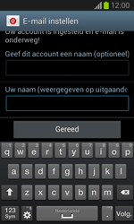 Samsung Galaxy Core (I8260) - E-mail - Account instellen (POP3 zonder SMTP-verificatie) - Stap 20