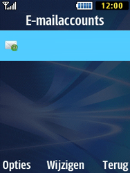 Samsung B2710 Xcover 271 - E-mail - Handmatig instellen - Stap 25