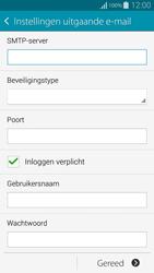 Samsung Galaxy S5 mini 4G (SM-G800F) - E-mail - Instellingen KPNMail controleren - Stap 22