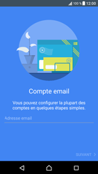 Sony Xperia XZ - Android Nougat - E-mail - Configurer l