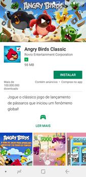 Samsung Galaxy J6 - Aplicativos - Como baixar aplicativos - Etapa 15