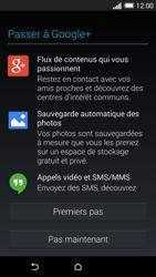 HTC Desire 820 - Premiers pas - Créer un compte - Étape 21