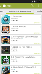 Samsung G900F Galaxy S5 - Aplicativos - Como baixar aplicativos - Etapa 11