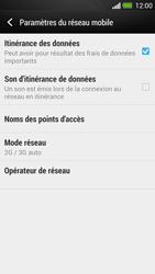 HTC One - Internet et connexion - Activer la 4G - Étape 5
