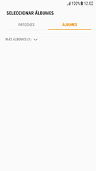 Samsung Galaxy J5 (2017) - E-mail - Escribir y enviar un correo electrónico - Paso 14