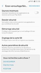 Samsung Galaxy A3 (2017) (A320) - Sécuriser votre mobile - Personnaliser le code PIN de votre carte SIM - Étape 5