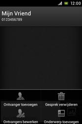 Sony ST23i Xperia Miro - MMS - afbeeldingen verzenden - Stap 8
