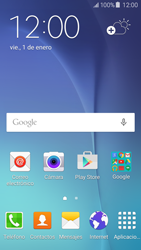Samsung Galaxy J5 - Bluetooth - Conectar dispositivos a través de Bluetooth - Paso 1