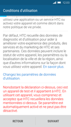 HTC One M9 - Premiers pas - Créer un compte - Étape 5