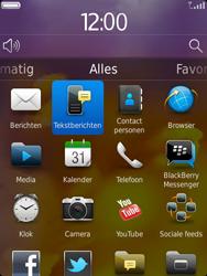 BlackBerry 9810 Torch - MMS - probleem met ontvangen - Stap 3